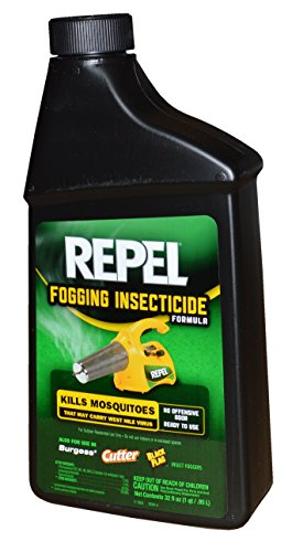 Repel 190392 Fogging Insecticide to Control Mosquitoes, Flies and Flying Insects Outdoors Flying Insect Refill