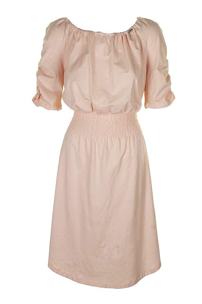 bluesh DKNY Womens Off The Shoulder Ruched Mini Dress