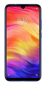 Xiaomi Redmi Note 7 Dual SIM - 64GB, 4GB RAM, 4G LTE, Blue - International Version