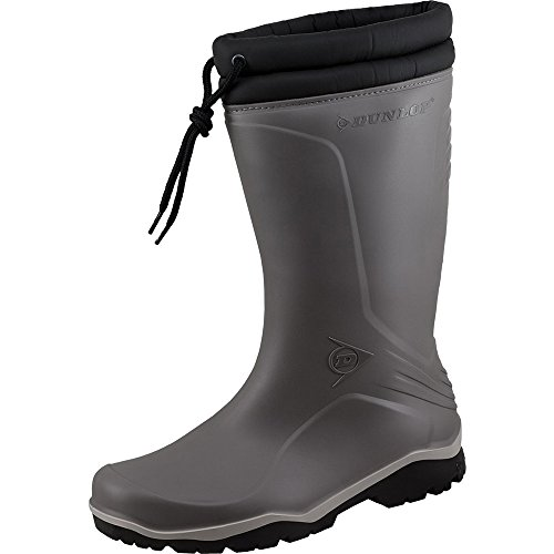 Terrax 70318-42-6200 Spiral Bottes d'hiver isolé Taille 42 Gris