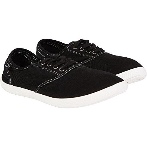 Billabong Women's Addy Fashion Sneaker,Off Black,7 M US