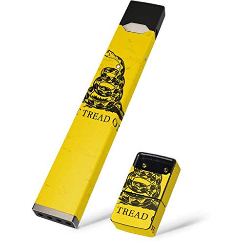 Amazon com: Skinit Dont Tread On Me Skin for Juul Premium