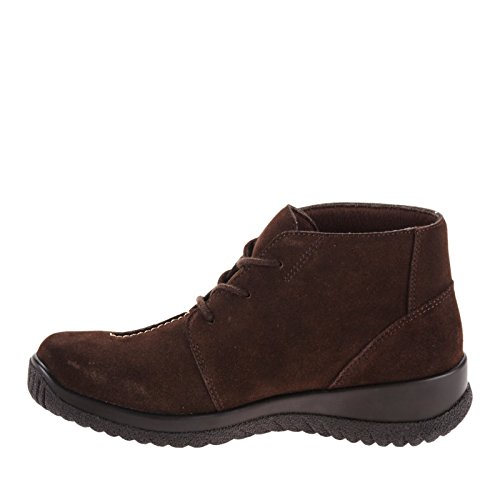 Casual Krista Women's Shoe Drew Synthetic Suede Boots Brown 6qZPOSx