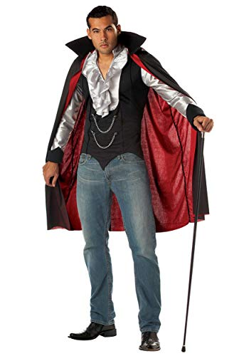 California Costumes Men's Very Cool Vampire Costume, -