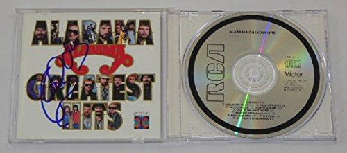 Alabama Greatest Hits Randy Owen Signed Autographed Music Cd Compact Disc Loa