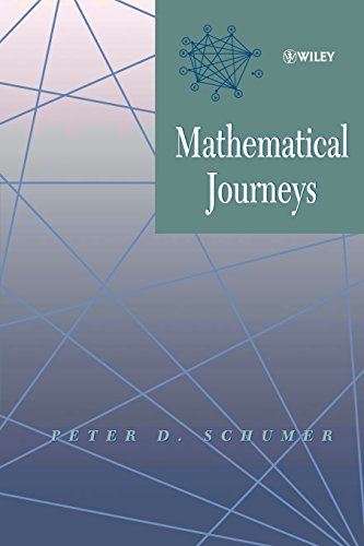 Mathematical Journeys (Wiley-Interscience Publication)