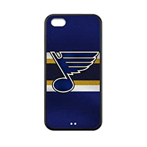 Custom ST Louis Blues Back Cover Case for iphone 5C JN5C-452 hjbrhga1544