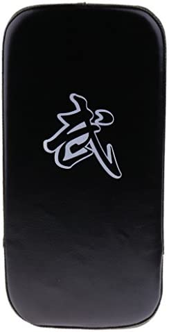 Fenteer PUレザー ボクシング フット ターゲット パンチ フォーカス パッド MMA ムエタイ トレーニング テコンドー 総合格闘技 武術