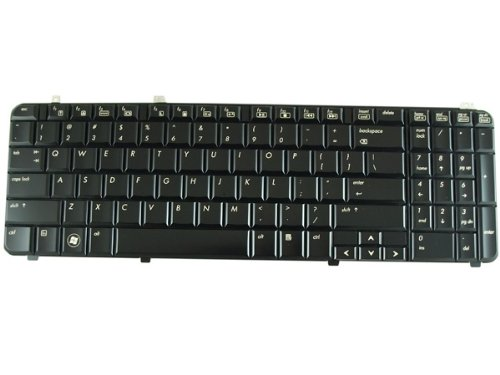 Brand new laptop Glossy Keyboard For HP Pavilion DV 6, DV 6T,dv6-1000,dv6-1200,DV6-1030us, Replaces Part Numbers 9J.N0Y82.H01, 530580-001, 511885-001, 518965-001 (New Hp Dv6)