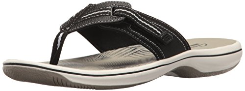 Clarks-Womens-Brinkley-Jazz-Flip-Flop