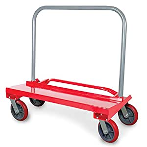 Metaltech I I-BMD3631R I Drywall Cart Removable Handle with 3600 Lb Load Capacity