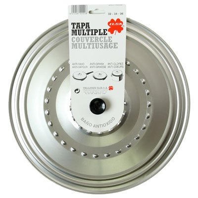 Aluminum Lid for 30 cm/12 inch Pans by Hot Paella