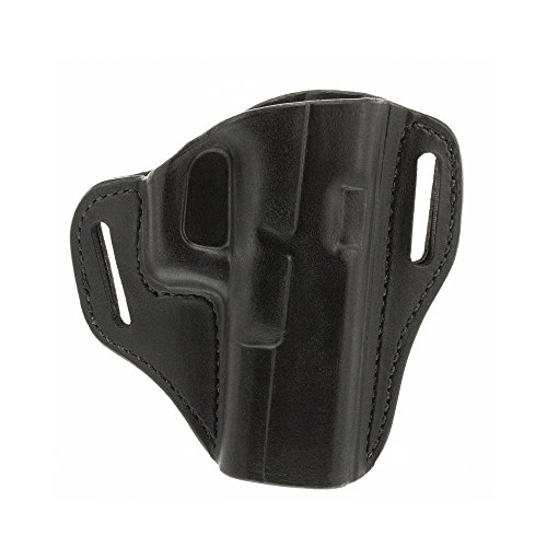 Bianchi 57 Remedy Holster Fits Glock 19, 23, 32 (Black, Right Hand) ()