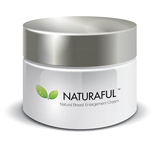 NATURAFUL - TOP RATED Breast Enhancement Cream - Natural Breast Enlargement, Firming and Lifting Cream (1 jar)