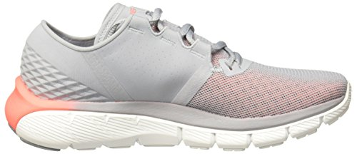 Underarmour UA W SPEED Forma Fortis 2.1 – Overcast Gray, White, multicolor, 7