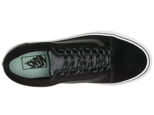[バンズ] VANS OLD SKOOL B06Y2G5X32 39 M EU / 8.5 B(M) US Women / 7 D(M) US Men|Black/Wasabi Black/Wasabi 39 M EU / 8.5 B(M) US Women / 7 D(M) US Men