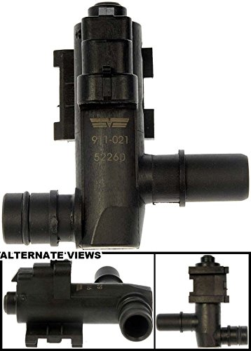 APDTY 022132 Vapor Canister Purge Vent Valve Solenoid Fits Cadillac, Chevy, GMC, Hummer Vehicles; View Compatibility Chart For Your Specific Model (Replaces 25932571) by APDTY
