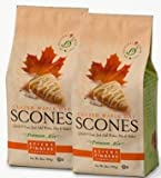Sticky Fingers Glazed Scone Premium Mix (2-Pack) (Glazed Maple Oat)