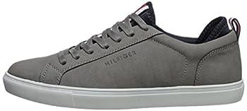 Tommy Hilfiger Men's Mcneil Shoe, Grey, 10.5 Medium Us 4