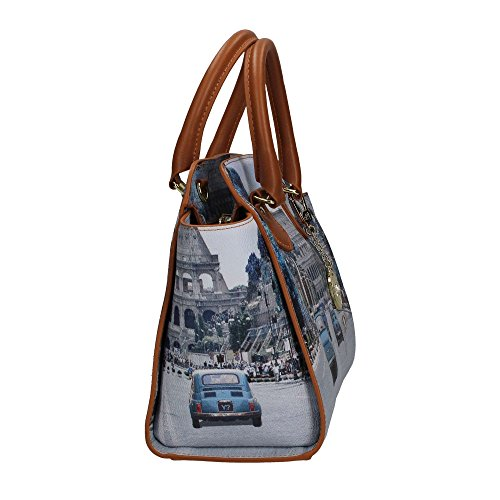 Y Not borsa 31 cm WIR WEEKEND IN ROME