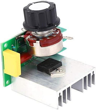 Printplaatmotorcontroller 0220 VAC instelbare Thyristorspanningsregelaar 4000 W