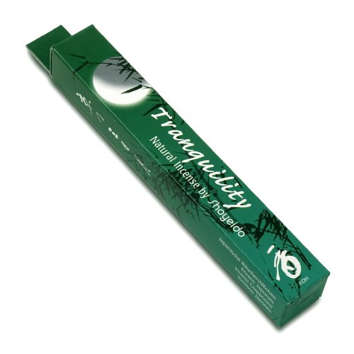 Shoyeido's Tranquility Incense, 40 Sticks - Kyoto Moon - Incense Series