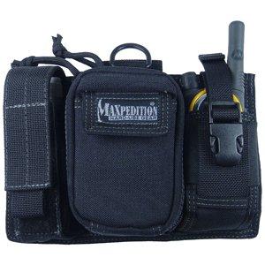 Maxpedition Triad Admin Pouch, Black - MX0324B