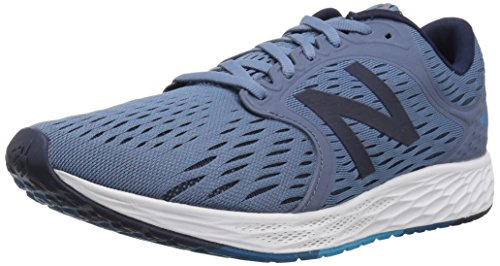 New Balance Men's Zante v4 Fresh Foam Running Shoe, Blue, 10 D US