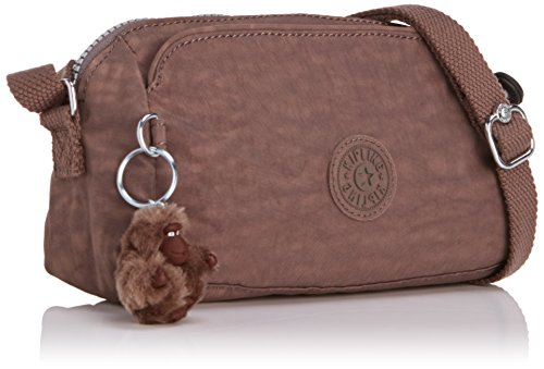 Abela Women's New Brown Shoulder Kipling Monkey Bag dPEpwE5q
