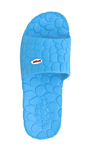 Sandales Sandales Insun Sandales Insun femme femme Bleu pour Bleu Insun pour aIFT55