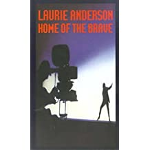 Laurie Anderson: Home of the Brave