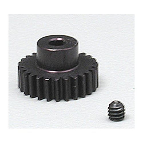 Robinson Racing 48P Hard Coated Aluminum Pinion Gear, 26T