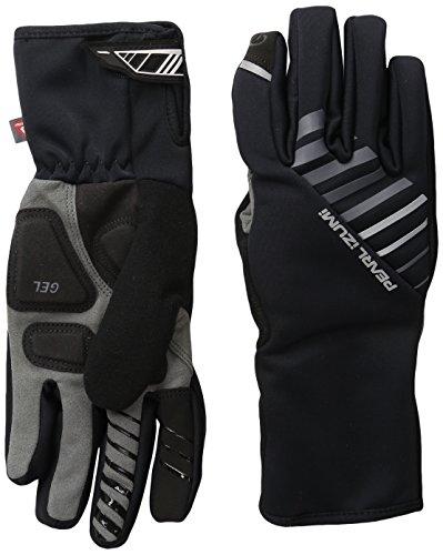 Pearl iZUMi Women's Elite Softshell Gel Gloves, Black, Large (Glove Elite Shell Soft)