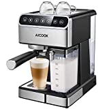 Best Cappuccino Makers - Aicook Espresso Machine, Barista Espresso Coffee Maker Review