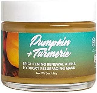 product image for Camille Beckman Spa Botanicals Skincare Pumpkin & Turmeric, Brightening Renewal Alpha Hydroxy Resurfacing Mask, 2 oz