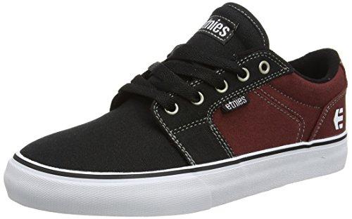 Etnies Chaussures De Sport Barge Ls Herren Schwarz (noir / Rouge Noir 551)