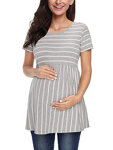 Jezero Women's Maternity Tops Sh...