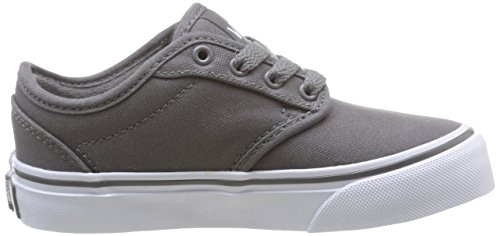 Unisex Grau Canvas Vans ATWOOD Sneaker SUEDE Y PACIFIC bambino 4wv Pewter wwX6Cq0n