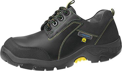 Abeba 32254–36Anatom–Zapatos de seguridad bajo, Negro, 32254-48