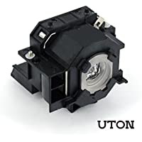 ELPLP42, V13H010L42 Repalcement Lamp with Housing 170W for Epson Projector (Uton)