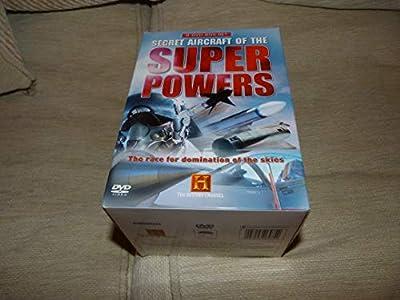 Secret Aircraft of the Super Powers