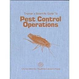truman s scientific guide to pest control operations 4th edition rh amazon com truman's scientific guide to pest management operations 6th edition truman's scientific guide to pest control operations 5th ed