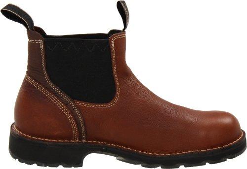 Danner Men's Workman Romeo GTX Plain Toe Work Boot,Brown,11 D US ...