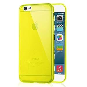 Cokitec-Carcasa para iPhone 6 Plus, 6S más fina OftenTM cristal claro-Funda de TPU para Apple iPhone 6 Plus, 6S Plus