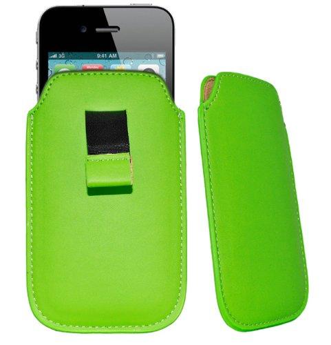 24//7/de Achat de Maison Vert Pull Tab Housse /étui pour Nokia C3