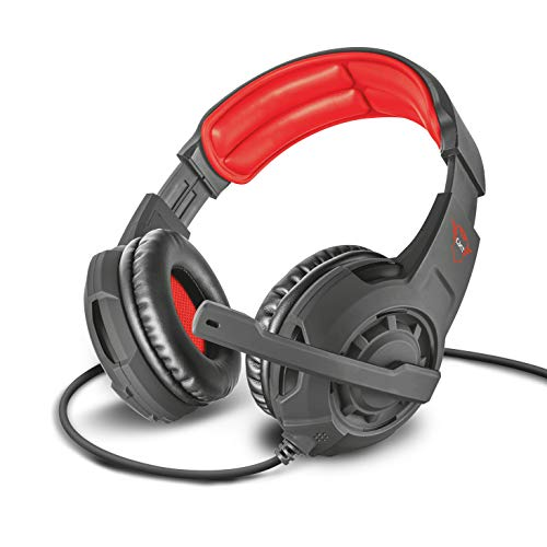 Trust Gaming Headset met Microfoon voor PS4, PS5, PC, Xbox Series X, Nintendo Switch, Xbox One GXT 310 Radius…