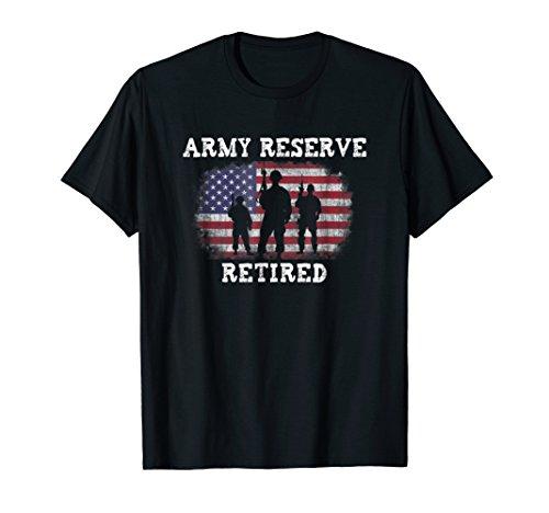 Army Reserve Retired Tshirt