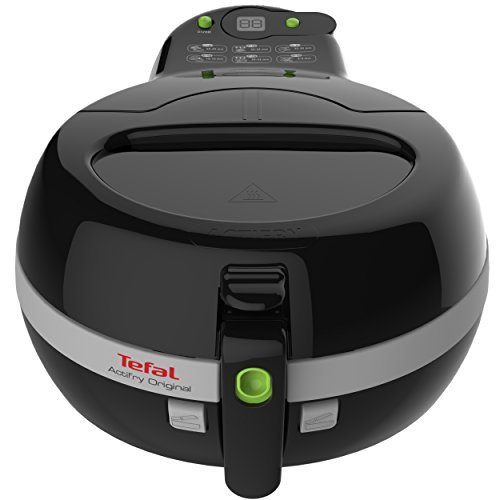 Tefal Actifry Traditional (4 Portions), Air Fryer, 1400 W, 1 Kg Capacity, Black