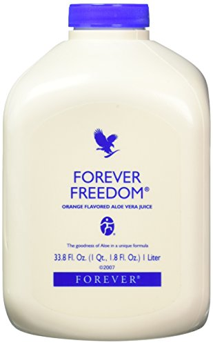 Forever Freedom Proper Joint Function - Glucosamine Sulfate and Chondroitin Sulfate orange flavored 33.8 fl oz