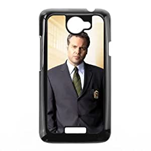 Law and order HTC One X Cell Phone Case Black Tjgjr